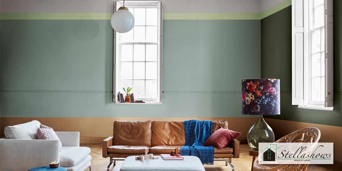 เคล็ดลับเนรมิตบ้านด้วยสีสดใส