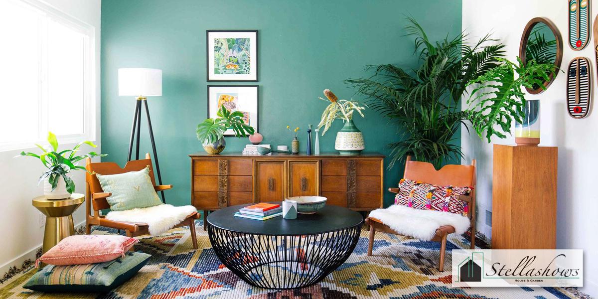5 ไอเดีย หยิบสีเขียวสดใสมาใส่ในห้อง
