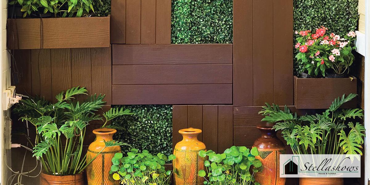 รวมไอเดียการจัดสวนในแบบง่าย ๆ ที่สามารถทำได้ด้วยตนเอง