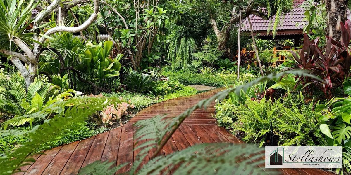 ไอเดียแบบสวนหน้าบ้าน จัดอย่างไรให้ดูสวย