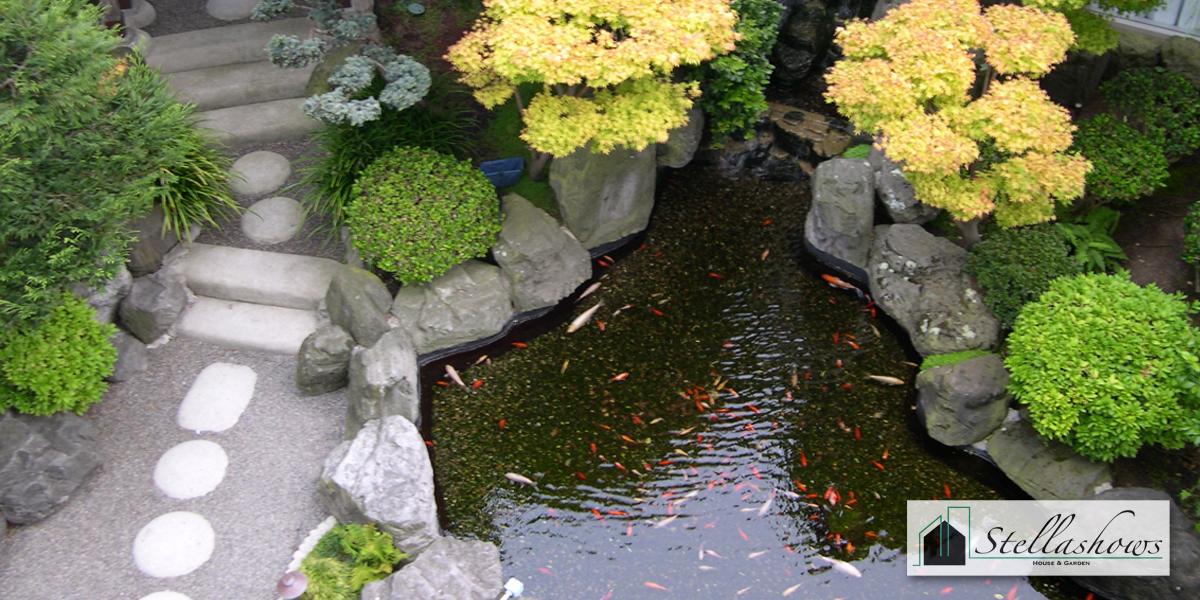 จัดสวนหย่อมแบบญี่ปุ่นดีอย่างไร