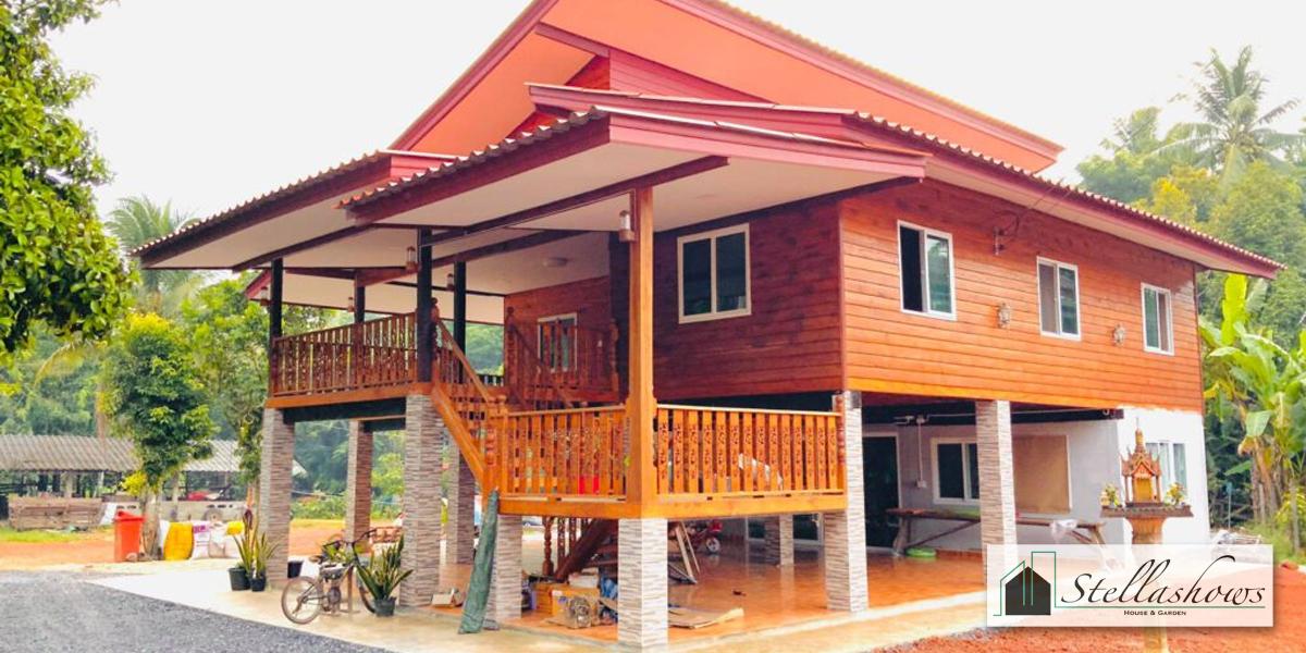 สร้างบ้านด้วยไม้เทียมดีหรือไม่