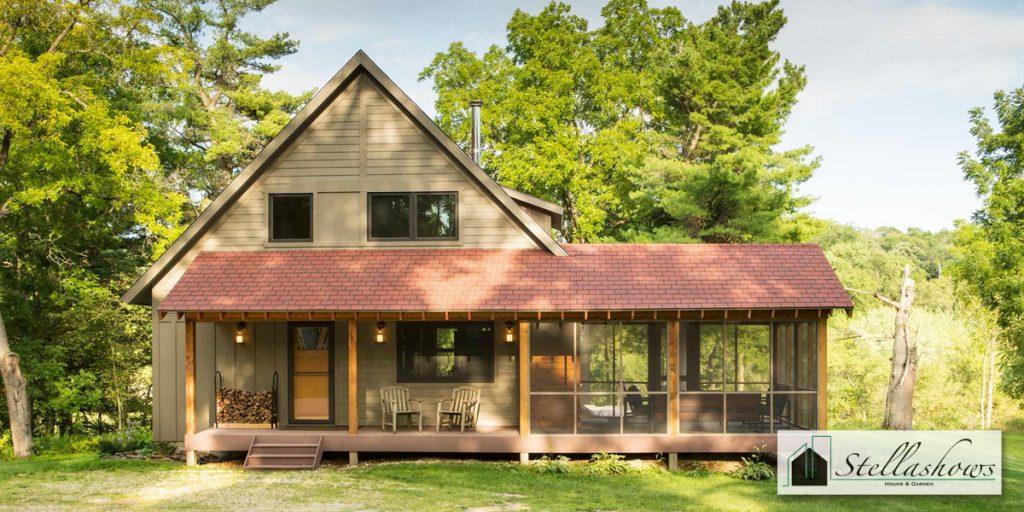 สร้างบ้านไม้ให้ดูอบอุ่น